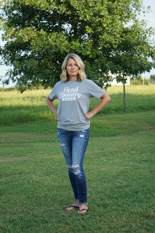 Head Country Tshirts Merch Merchandise Gray Classic Tshirt