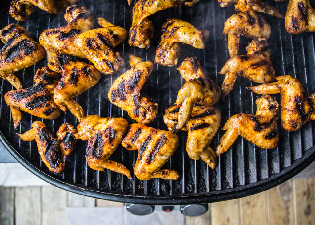 Beer Brined and Barbecued Chicken   Chicken Seasoning And Best BBQ Sauce Recipes