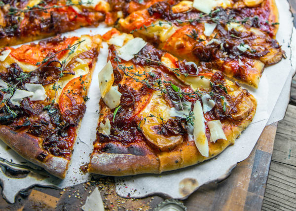 Chipotle BBQ Brie Pizza | Best Homemade BBQ Pizza Recipes | Spicy And Savory Pizza