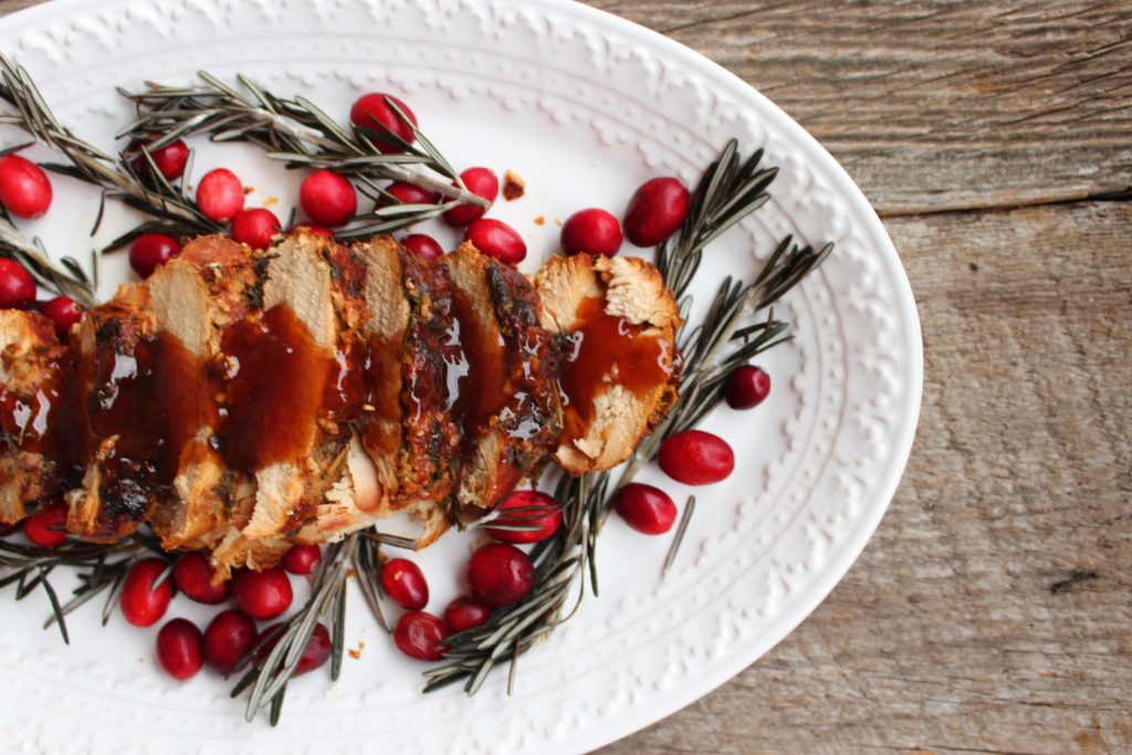Slow Cooker Turkey Breast | Best BBQ Holiday Recipes | Thanksgiving Turkey Dinner Recipes