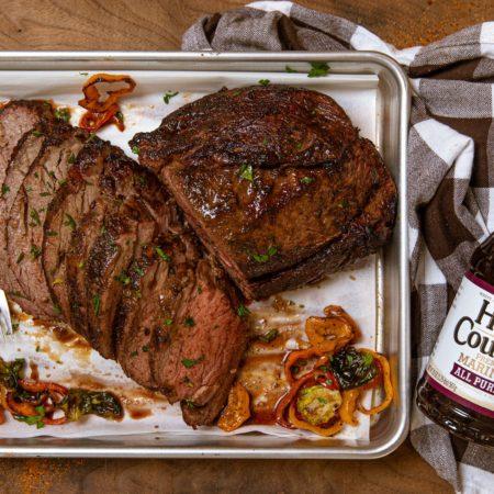 Beef Tenderloin Marinade Grilling BBQ Recipe