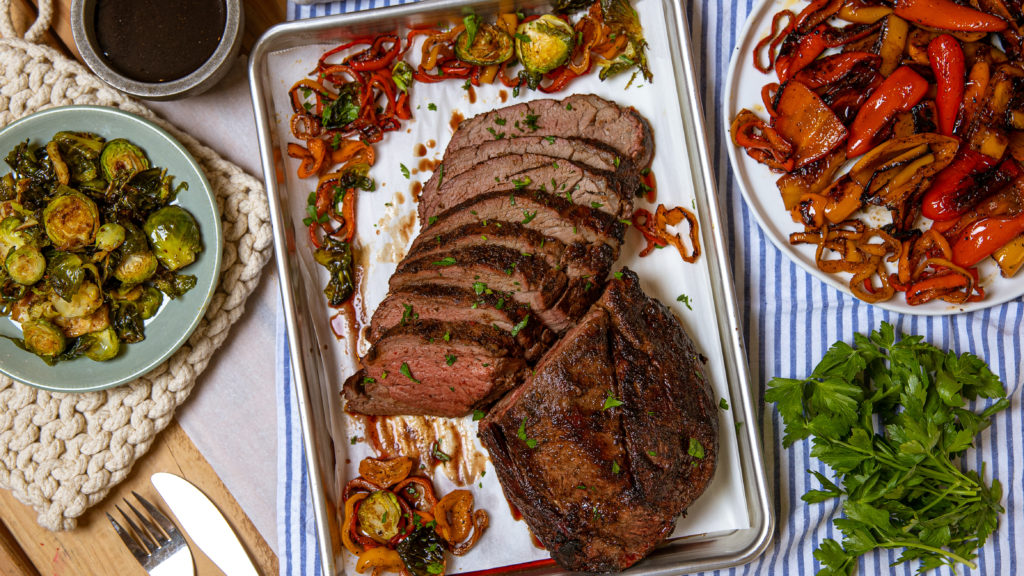 Stop the show with this Beef Tenderloin Marinade Recipe for BBQ Grilling and Smoking.