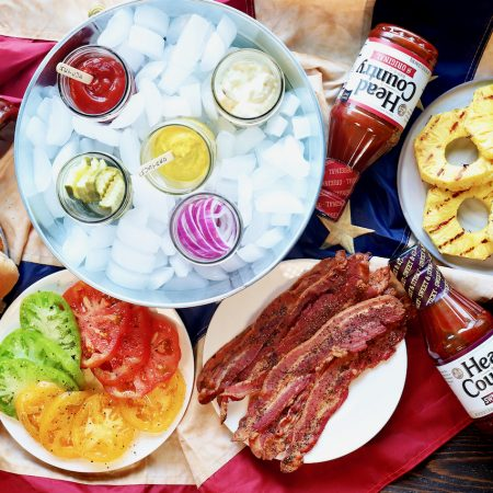How to Build Your Own Gourmet BBQ Burger Bar at Home