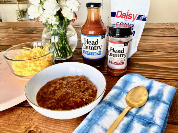 Instant Pot Chipotle Turkey Chili Low Carb 2
