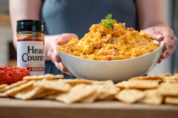 How to Make Pimento Cheese Dip Recipes with Head Country BBQ Sauce