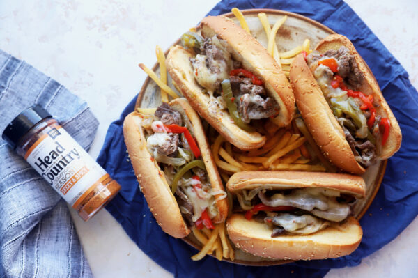 Instant Pot Philly Cheesesteak   What goes in a philly cheesesteak, what cut of meat is best for philly cheesesteak, Head Country Seasoning
