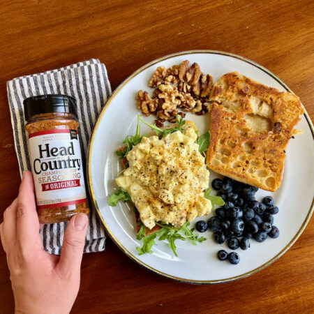 Classic Loaded Egg Salad with Head Country Championship Seasoning