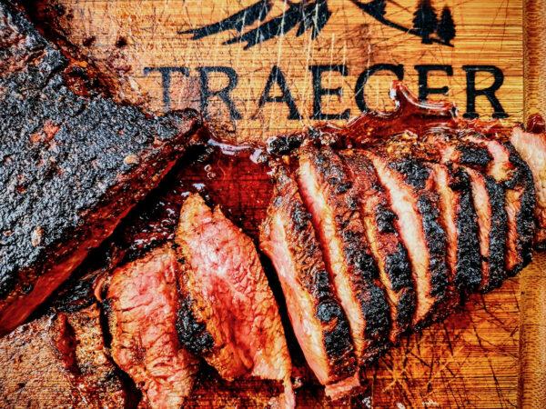 Smoked Tri Tip   how to cut tri tip, tri tip temp, tri tip steak recipe